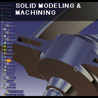 Solid Modeling & Machining